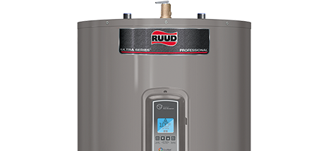Table Top Ruud Residential Electric Water Heaters