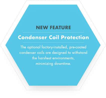 Condenser Coil Protection