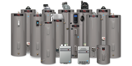 Ruud Water Heater Products